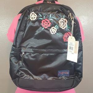 Jansport Embroidered Harvest Bloom Backpack